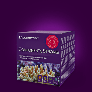 Aquaforest Components Strong (4x75ml bottles)