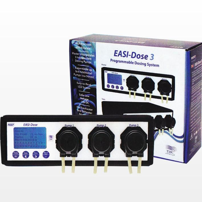 TMC REEF EASI Dose 3 Triple Programmable Dosing Pump-Dosing Pumps-Lincs Aquatics Ltd