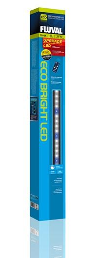 Fluval Eco Bright LED Strip Light - 13W 83.5cm-106.5cm-Freshwater LED-Lincs Aquatics Ltd