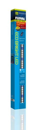 Fluval Eco Bright LED Strip Light - 15W 99cm-130cm-Freshwater LED-Lincs Aquatics Ltd