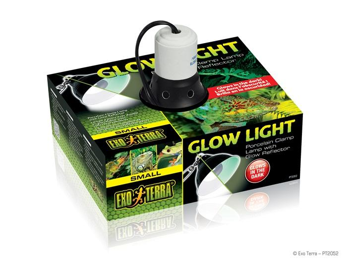Exoterra Glow Light Small Holder 14cm-Lincs Aquatics Ltd