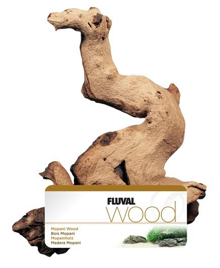 Fluval Mopani Driftwood - Small-Decor-Lincs Aquatics Ltd