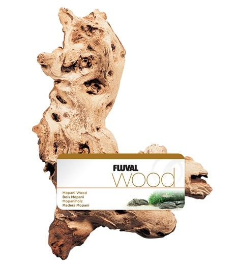 Fluval Mopani Driftwood - Medium-Decor-Lincs Aquatics Ltd