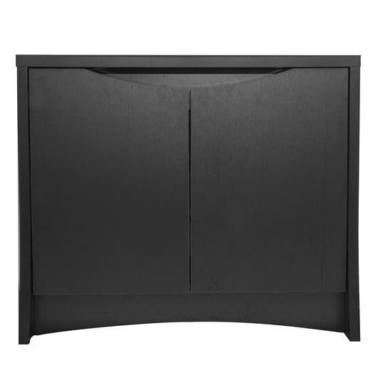 Fluval FLEX Deluxe Aquarium Stand - Black