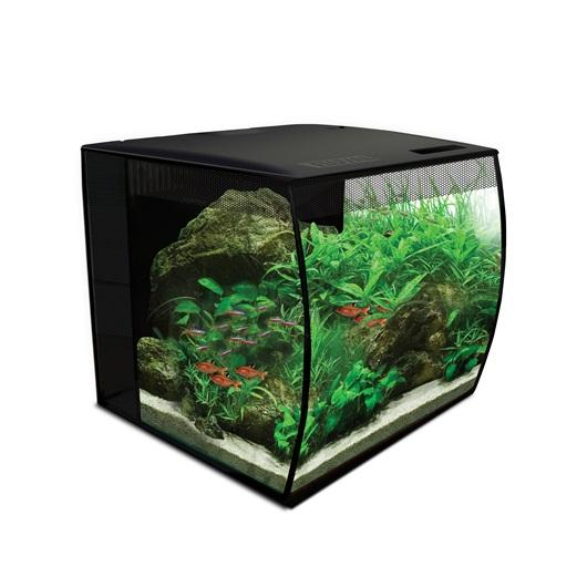 Fluval FLEX Aquarium Kit 34L Black