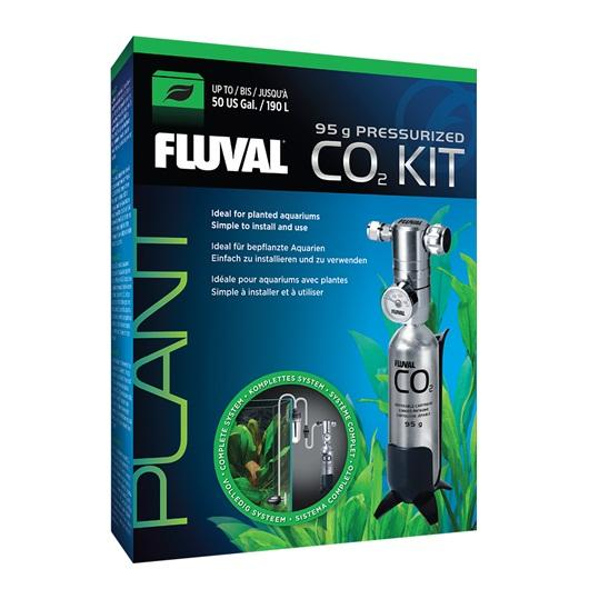 Fluval Pressurized 95 g CO2 Kit - For aquariums up to 190 L-Hagen-Lincs Aquatics Ltd