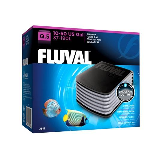 Fluval Q.5 Air Pump-Aeration-Lincs Aquatics Ltd
