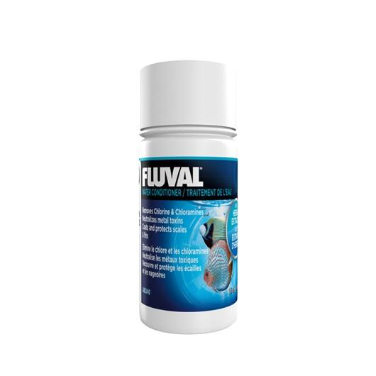 Fluval Aquaplus Water Conditioner 30 ml-Dechlorinator-Lincs Aquatics Ltd