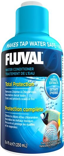 Fluval Aquaplus Water Conditioner 250ml-Dechlorinator-Lincs Aquatics Ltd