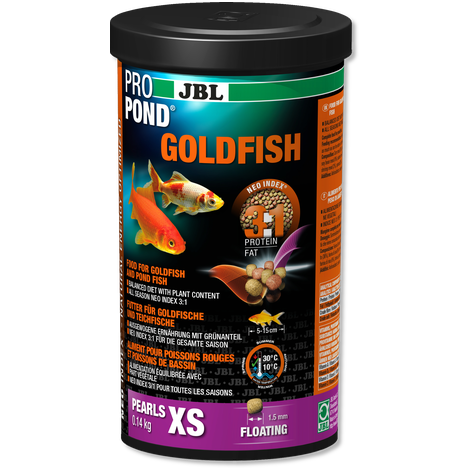 JBL Pond Goldfish Food
