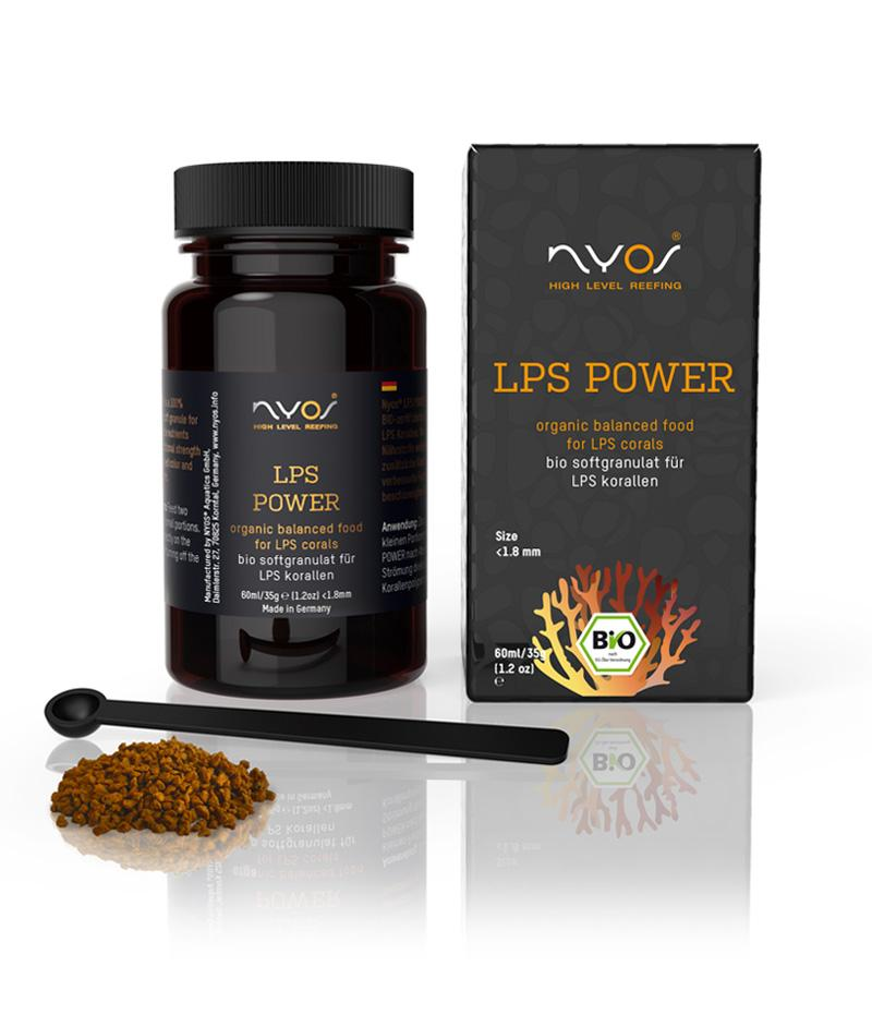 Nyos LPS Power Coral Food 60ml