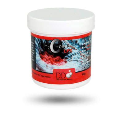 D-D H2Ocean Pro+ LPS 125ml Tub-Coral Food-Lincs Aquatics Ltd