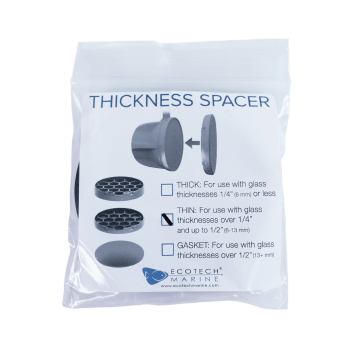 EcoTech Thin Spacer for Vortech MP40.3-Wave-making Pumps-Lincs Aquatics Ltd