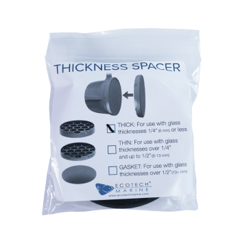 EcoTech Thick Spacer for Vortech MP40.3-EcoTech-Lincs Aquatics Ltd