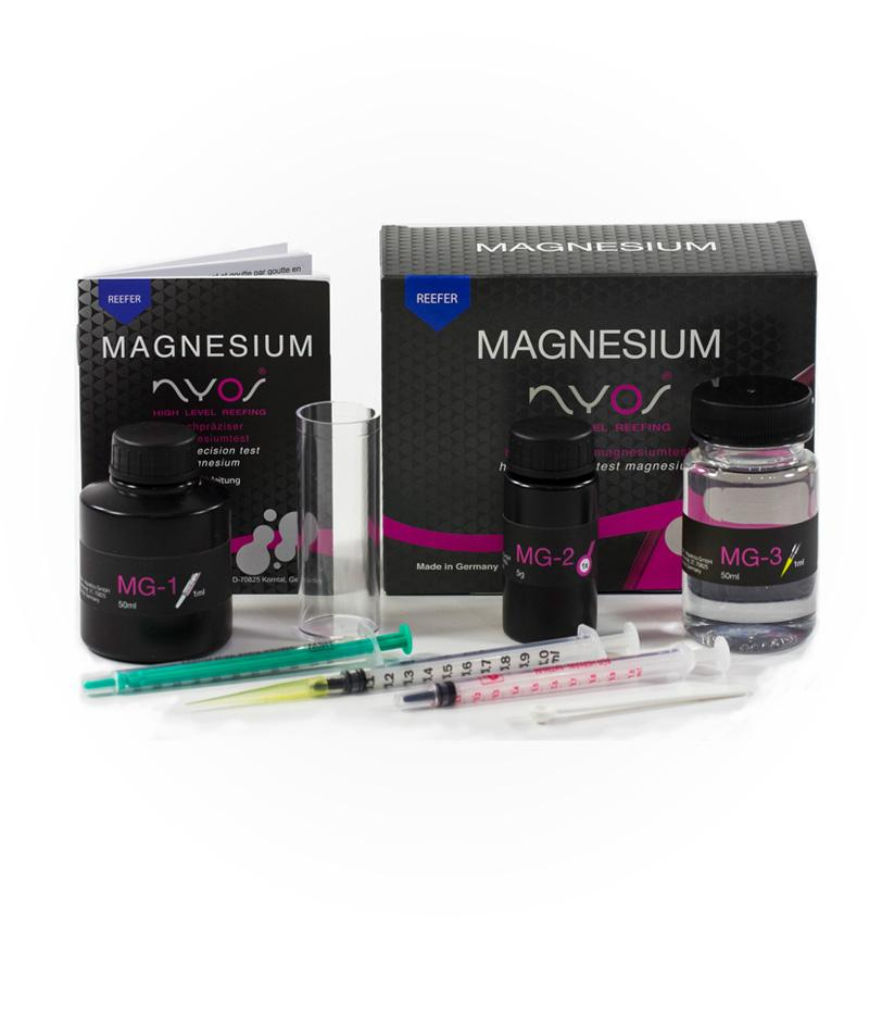 Nyos Magnesium Reefer Test Kit-Nyos-Lincs Aquatics Ltd