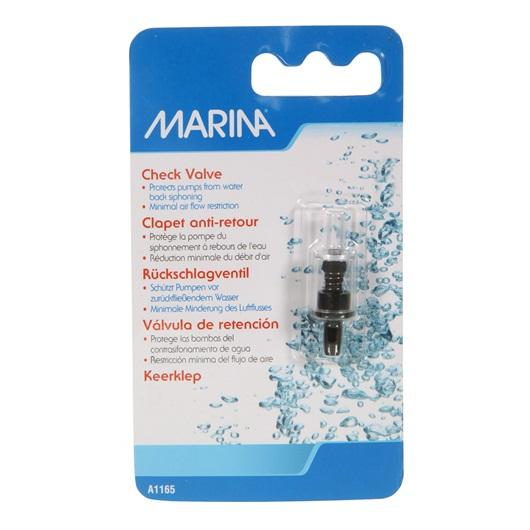 Marina Plastic Check Valve-Aeration-Lincs Aquatics Ltd