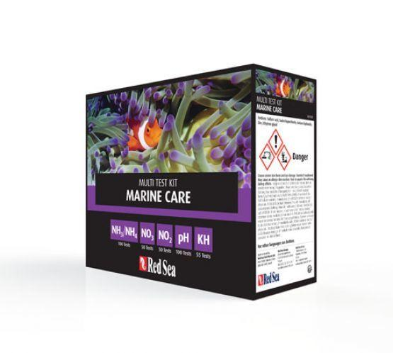 Red Sea Marine Care Complete Test Kit
