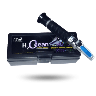 D-D True Seawater Refractometer-Test Kits-Lincs Aquatics Ltd