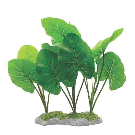 "Fluval Decorative Echinodorus Plant 29cm (11.5"") with Moss Base-Fake Plants-Lincs Aquatics Ltd"
