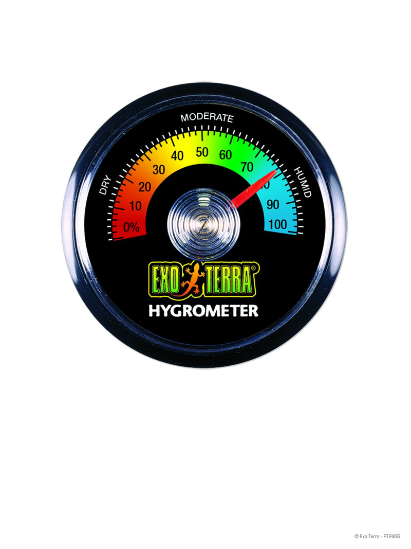 Analog Hygrometer-hygrometer-Lincs Aquatics Ltd