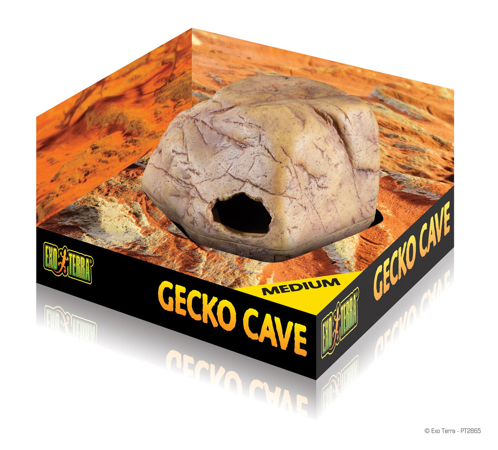 Gecko Cave-Lincs Aquatics Ltd
