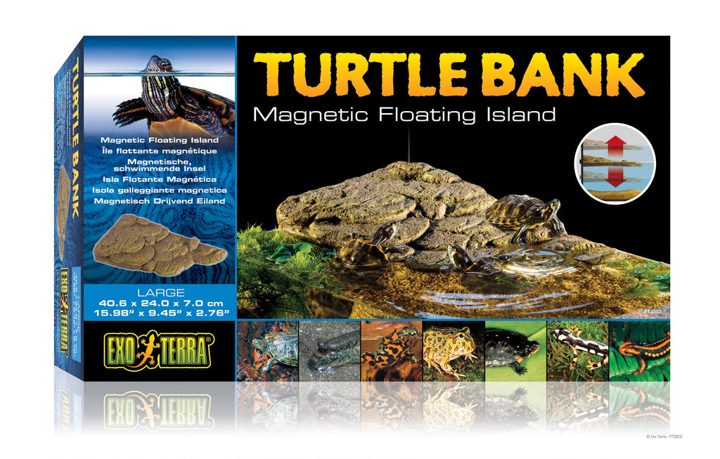 Turtle Bank - Large-Lincs Aquatics Ltd
