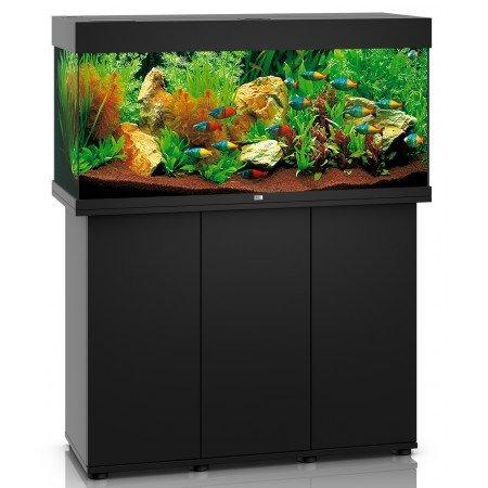 Juwel Rio 180 LED Aquarium inc cabinet Black-Aquariums-Lincs Aquatics Ltd