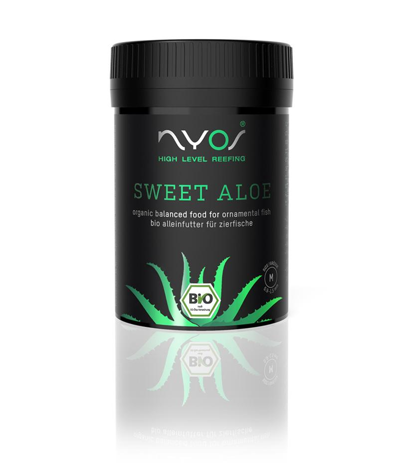 Nyos Sweet Aloe Food