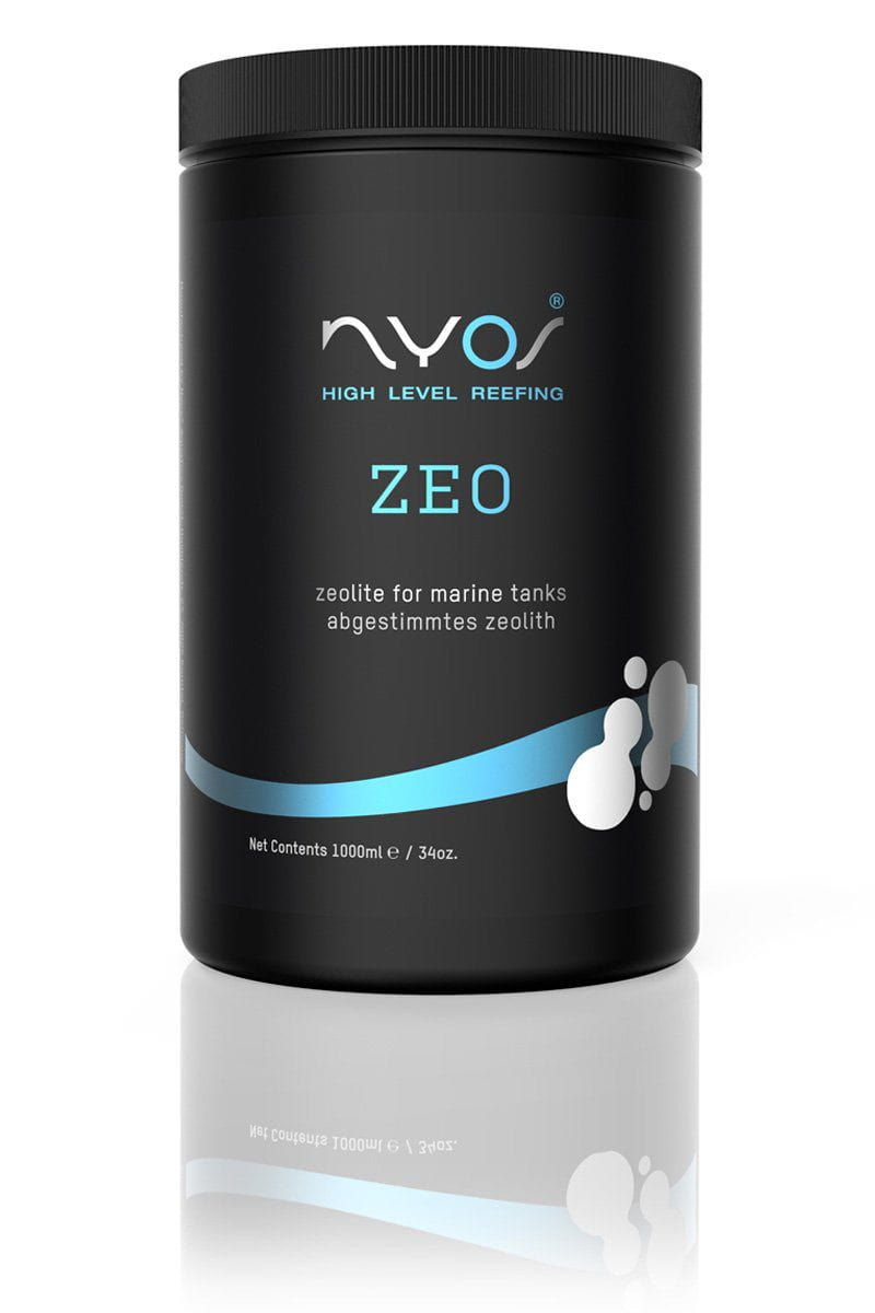 Nyos Zeo Zeolite Filter Media-Zeolites-Lincs Aquatics Ltd