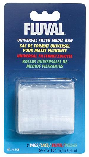 Fluval Universal Nylon Media Bags - 2-pack-External Filters-Lincs Aquatics Ltd