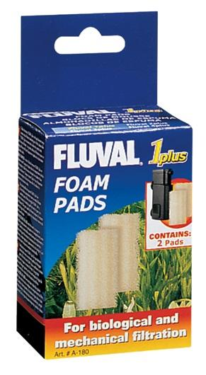Fluval 1 Plus Foam insert-Internal Filters-Lincs Aquatics Ltd