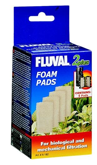 Fluval 2 Plus Foam insert-Internal Filters-Lincs Aquatics Ltd