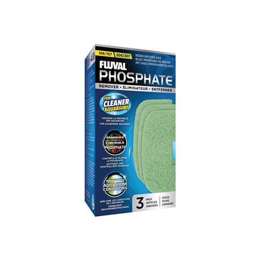 Fluval 106/206 and 107/207 Phosphate Remover - 3 pack-External Filters-Lincs Aquatics Ltd