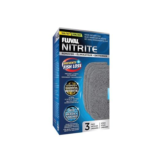 Fluval 106/206 and 107/207 Nitrite Remover - 3 pack-External Filters-Lincs Aquatics Ltd
