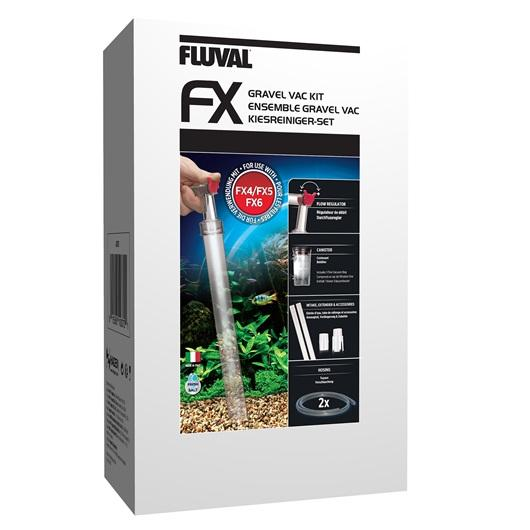 Fluval FX Gravel Vacuum kit-External Filters-Lincs Aquatics Ltd