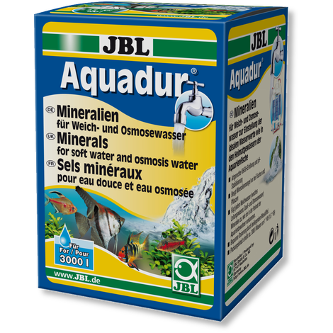 JBL Aquadur Mineral For RO Water
