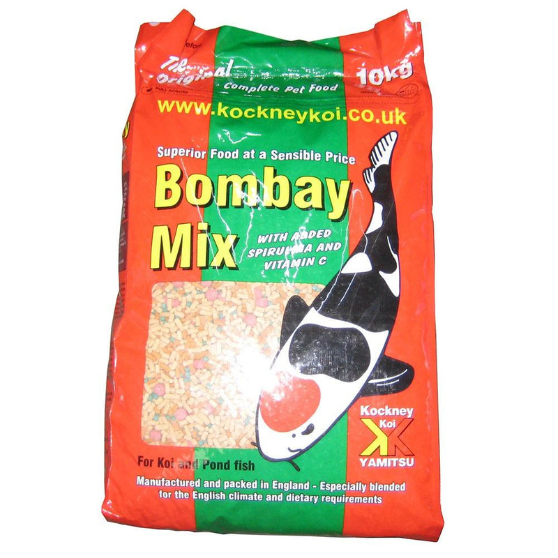 Kockney Koi Bombay Mix 10kg-KOCKNEY KOI FOOD-Lincs Aquatics Ltd