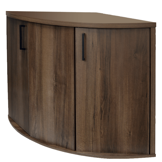 Fluval Venezia 190 Cabinet - Walnut-Aquarium Cabinets-Lincs Aquatics Ltd