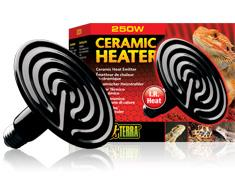 Exo Terra Ceramic Heat Lamp 250 w-basking lamp-Lincs Aquatics Ltd