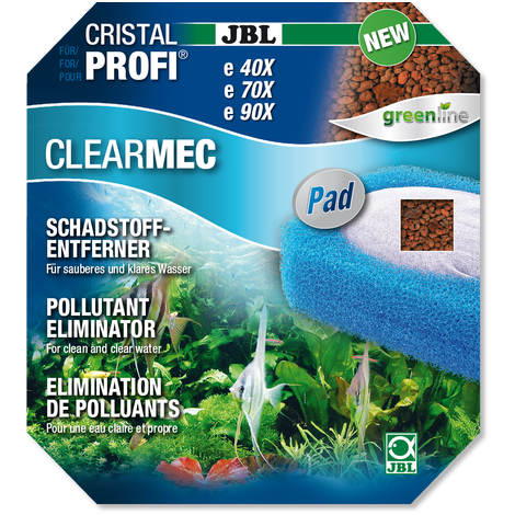 JBL ClearMec plus Pad CristalProfi e 400/700/900-Trop Filter Media-Lincs Aquatics Ltd
