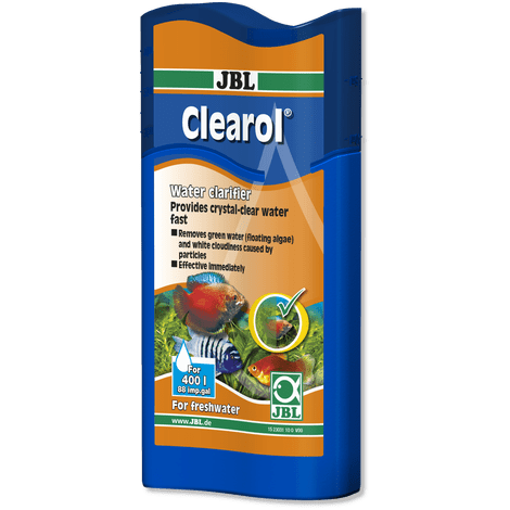 JBL Clearol for crystal-clear water-Filter Boosters-Lincs Aquatics Ltd