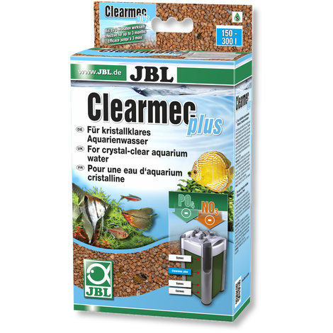 JBL ClearMec plus-Trop Filter Media-Lincs Aquatics Ltd
