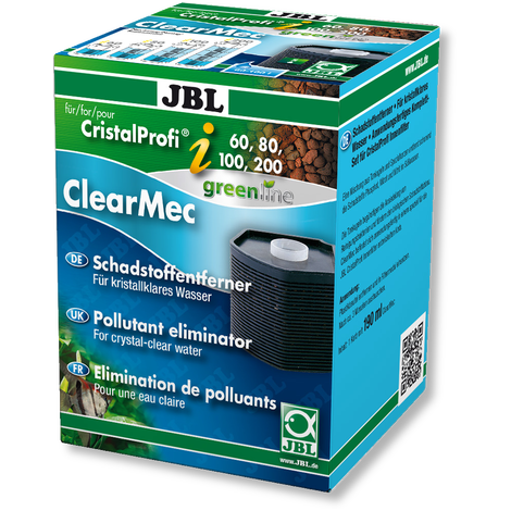 JBL Clearmec CristalProfi i60/80/100/200-Trop Filter Media-Lincs Aquatics Ltd
