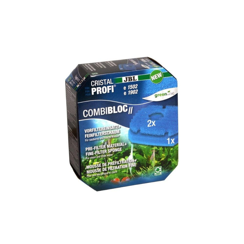 JBL CombiBloc II CristalProfi e 1502/1902-Filter Foams-Lincs Aquatics Ltd