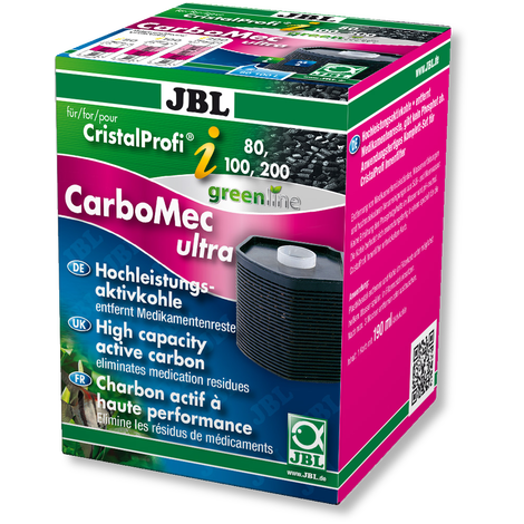 JBL Carbomec Ultra CristalProfi i60/80/100/200-Internal Filters-Lincs Aquatics Ltd