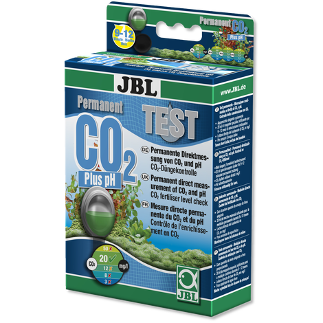 JBL CO2-pH Permanent Test-Test Kits-Lincs Aquatics Ltd