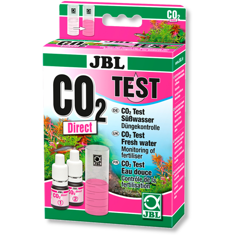 JBL CO2 Direct Test Set-Test Kits-Lincs Aquatics Ltd