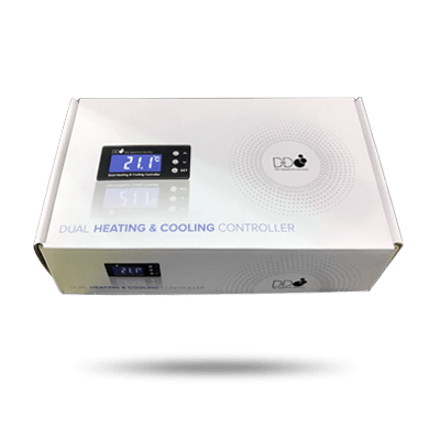 D-D Dual Heating & Cooling Controller-Temp Controllers-Lincs Aquatics Ltd