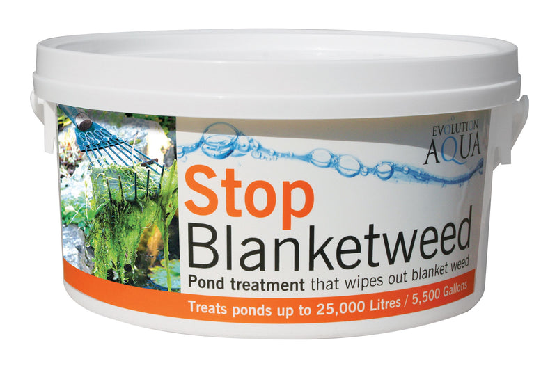 Evolution Aqua Blanketweed Treatments