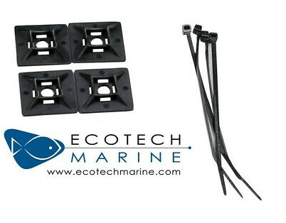 EcoTech Cable Tie and Mount Kit-EcoTech-Lincs Aquatics Ltd